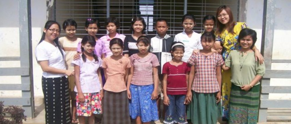 Myanmar Children's Foundation