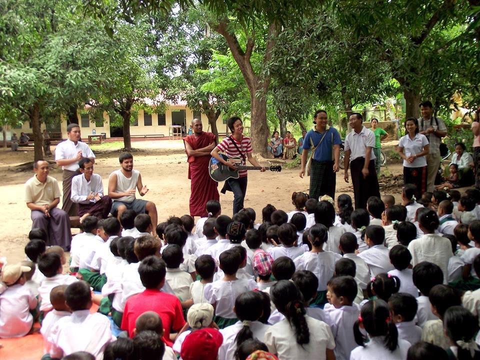 Myanmar Children's Foundation